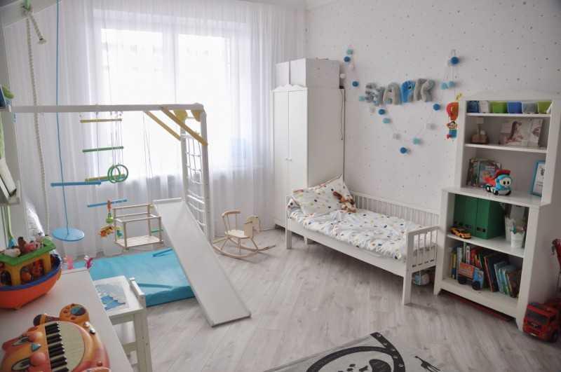 Детская комната для двух девочек икеа