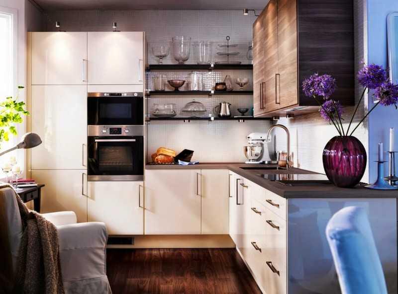 Современные маленькие кухни 38 фото дизайн небольшой по площади кухни интерьер кухни в современном стиле